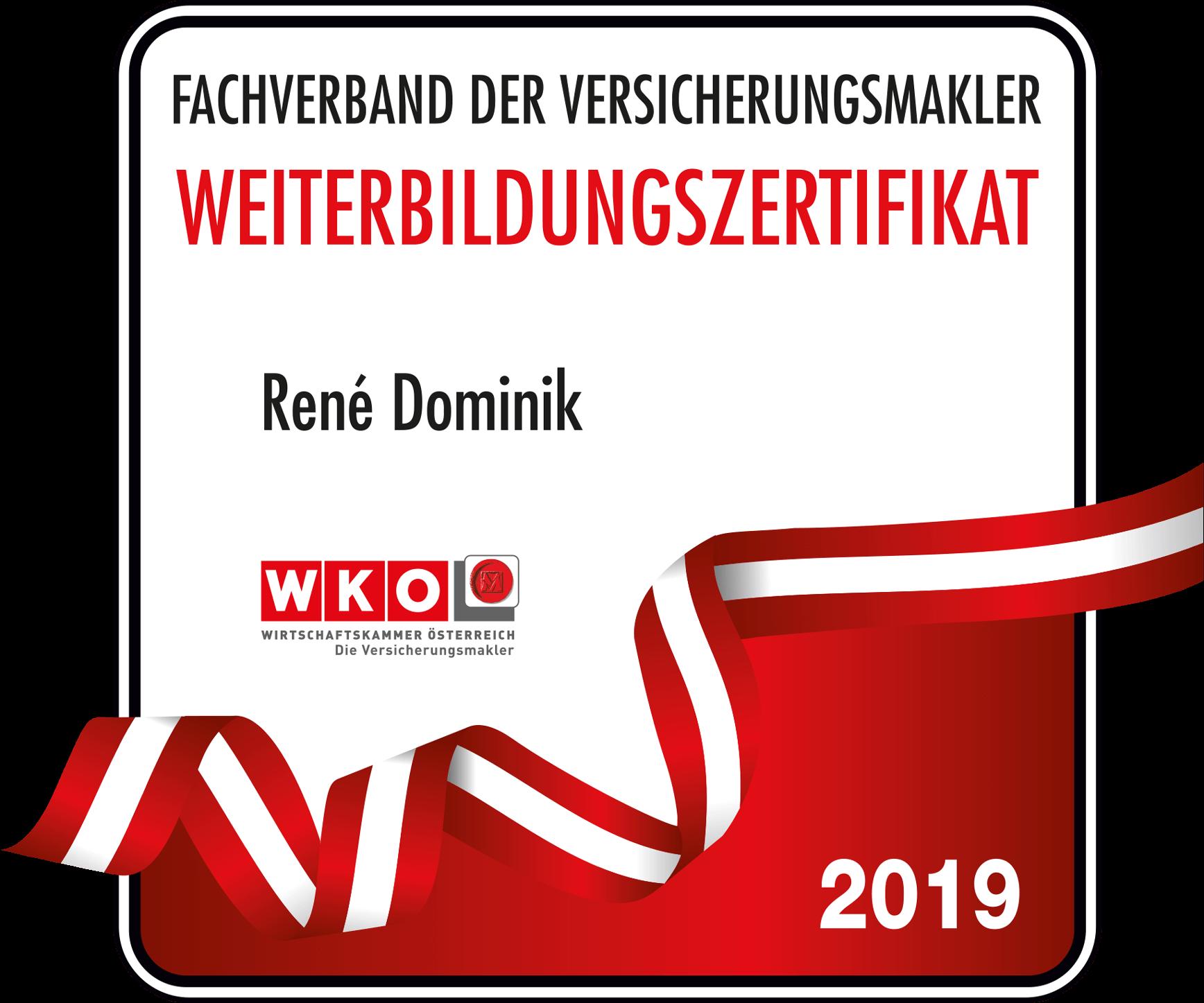 Weiterbildungszertifikat_Rene_Dominik_2019